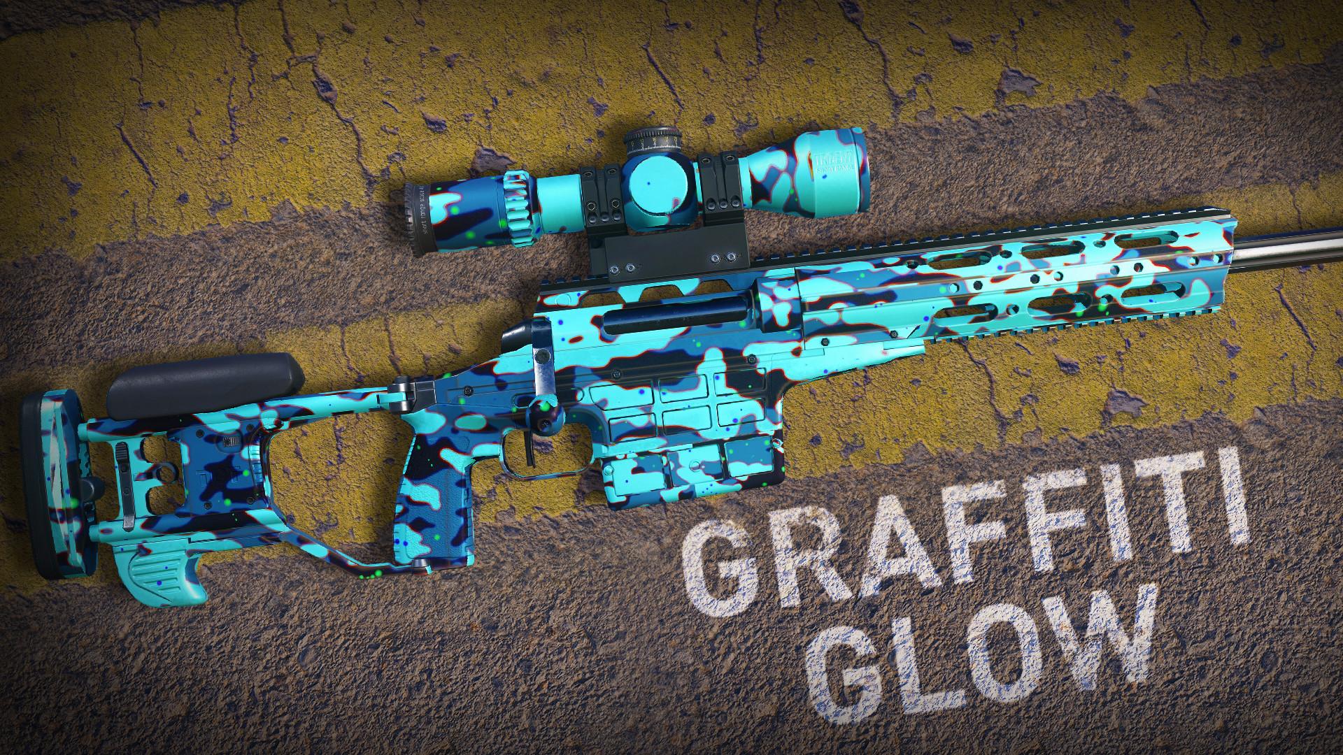 Sniper Ghost Warrior Contracts 2 - Graffiti Glow Skin PC Fiyatları