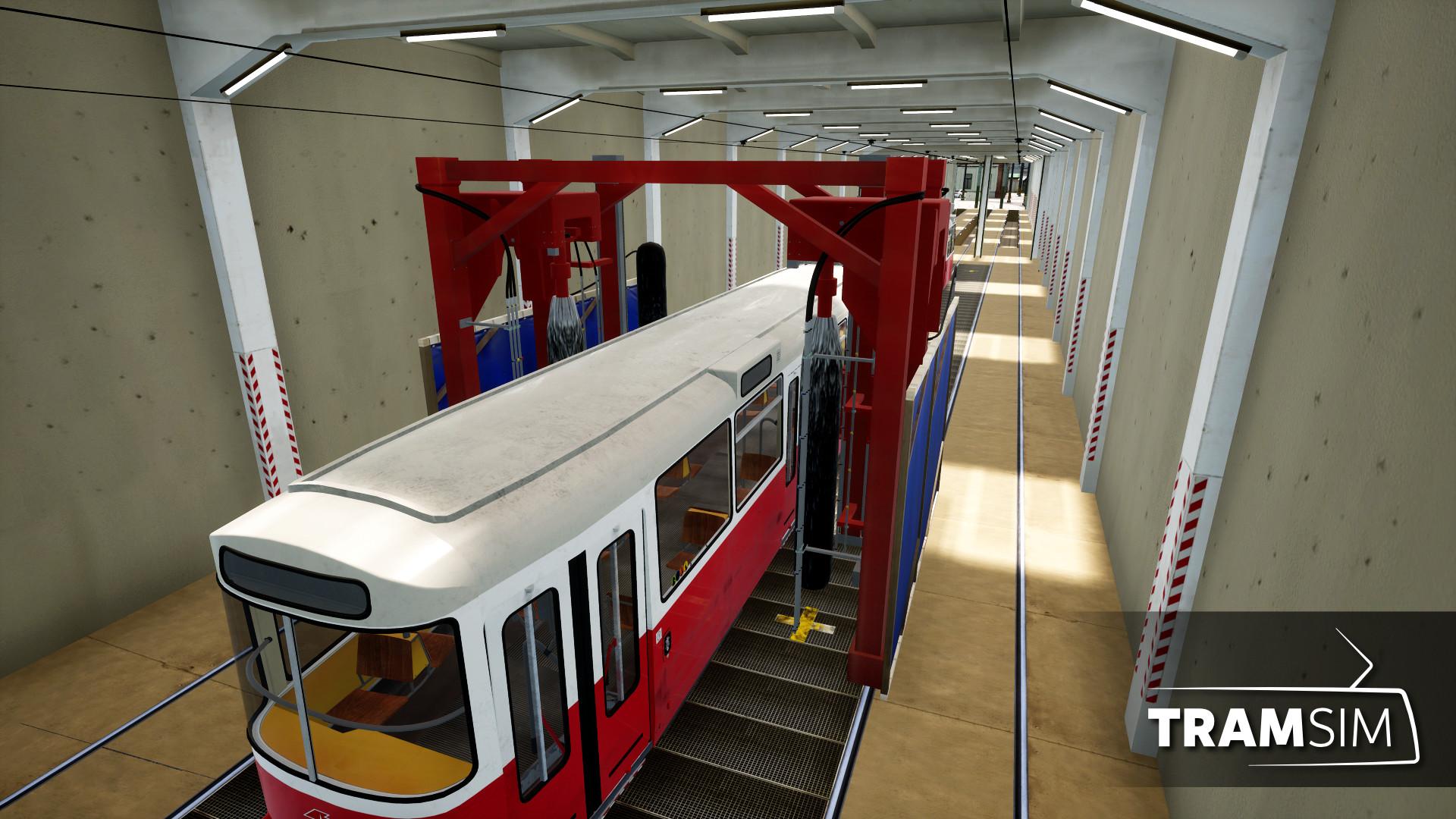 TramSim DLC Tram-Depot Vienna PC Fiyatları