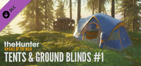 theHunter: Call of the Wild™ - Tents & Ground Blinds