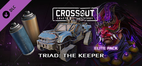 Crossout - Triad: The Keeper (Deluxe edition)