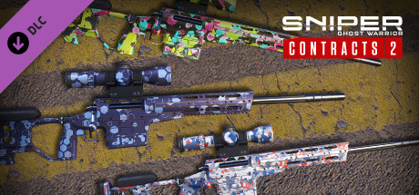 Sniper Ghost Warrior Contracts 2 - Abstract Assassin Skin Pack