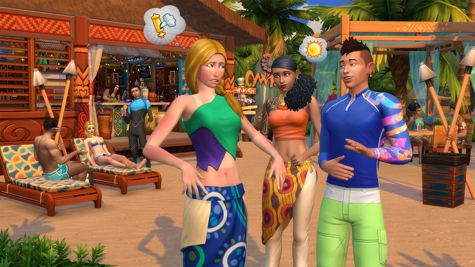 The Sims™ 4 Island Living PC Fiyatları