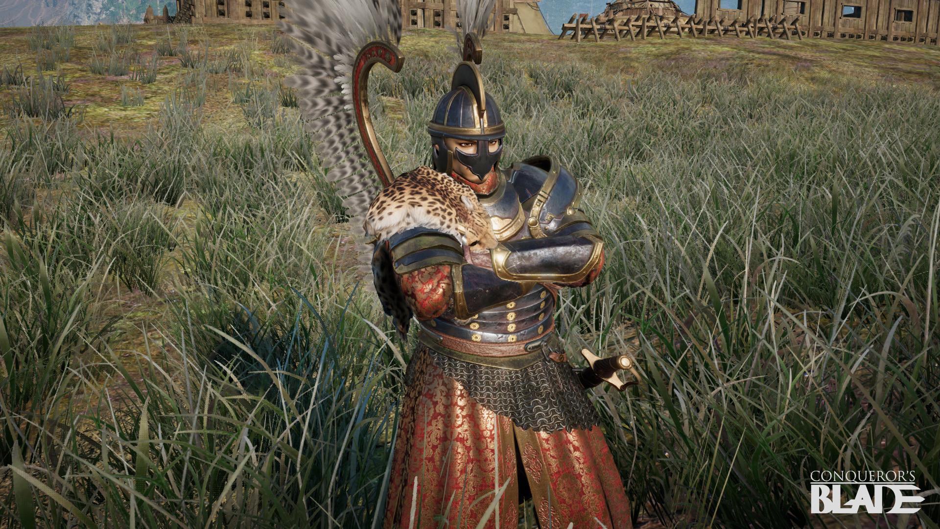 Conqueror's Blade - Hussar Hero Collector's Pack