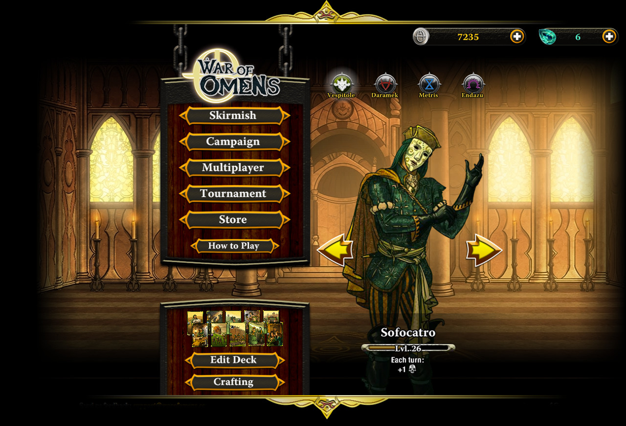 War of Omens Card Game PC Fiyatları