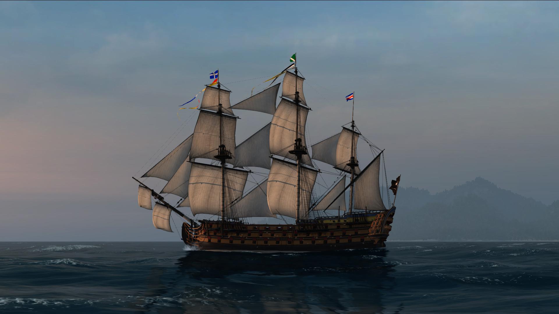 Naval Action - Santa Ana