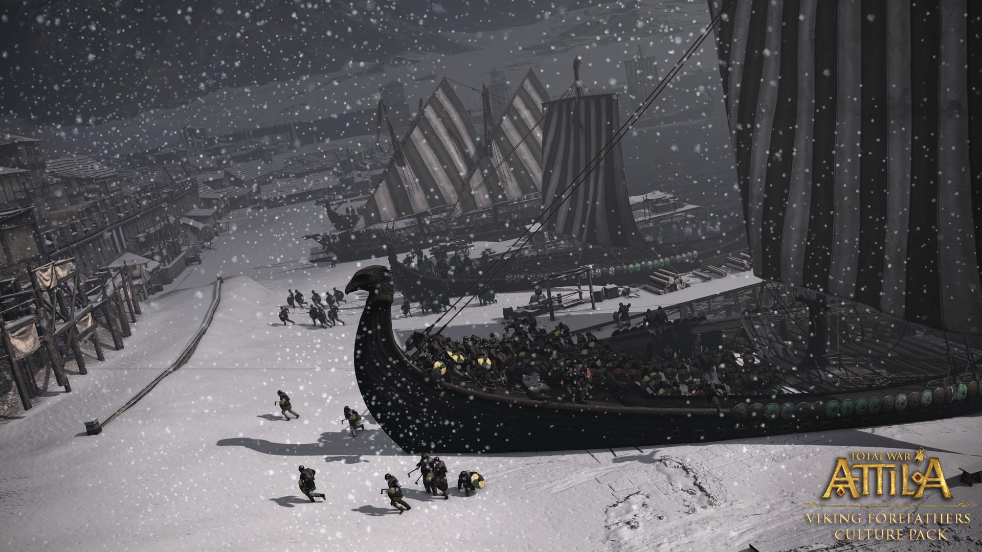 Total War: ATTILA - Viking Forefathers Culture Pack Fiyat Karşılaştırma