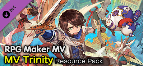 RPG Maker MV - MV Trinity Resource Pack
