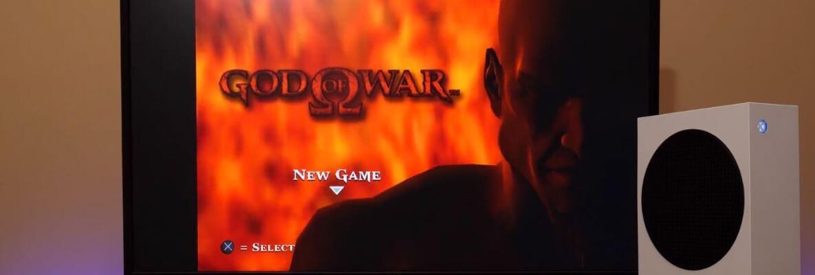 Xbox Series X/S için RetroArch kurulumu! God of War'ı bir de Xbox'ta oynayın!