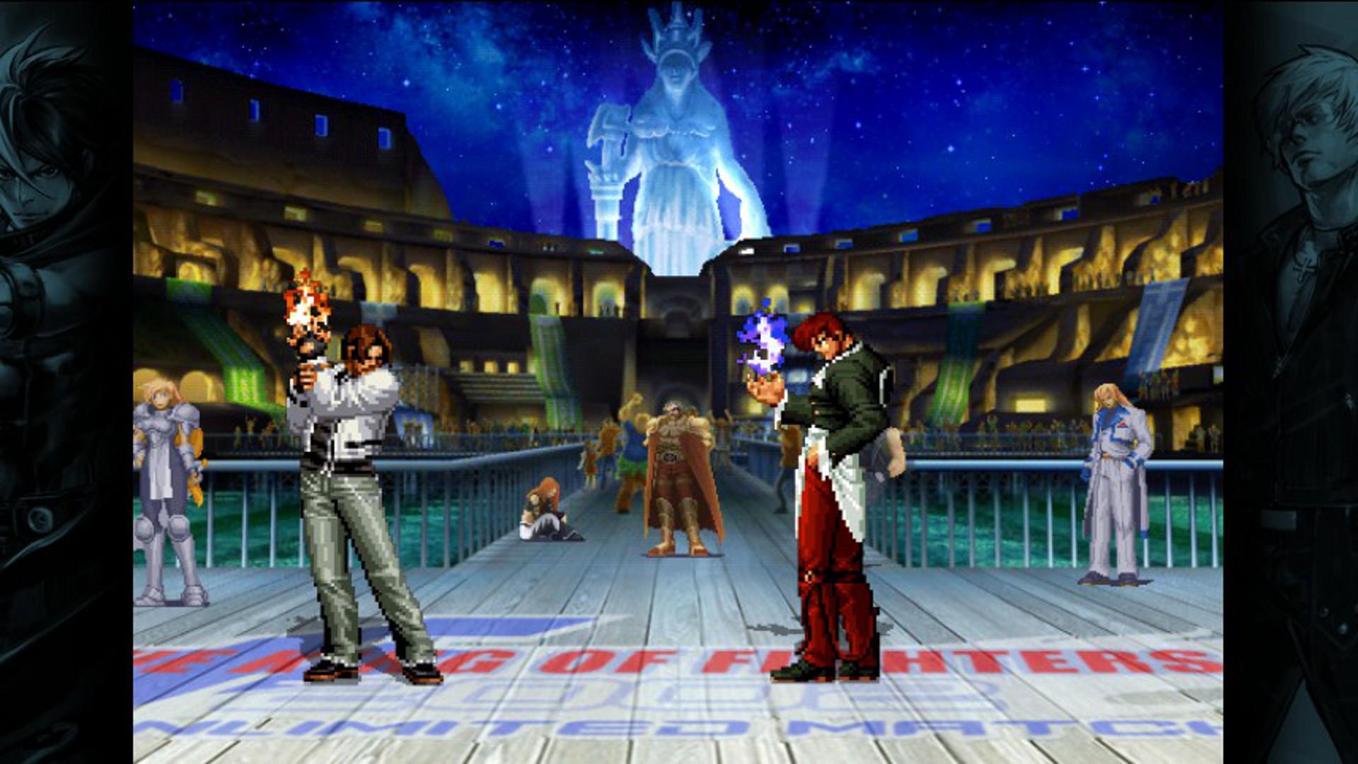 THE KING OF FIGHTERS 2002 UNLIMITED MATCH PC Fiyatları