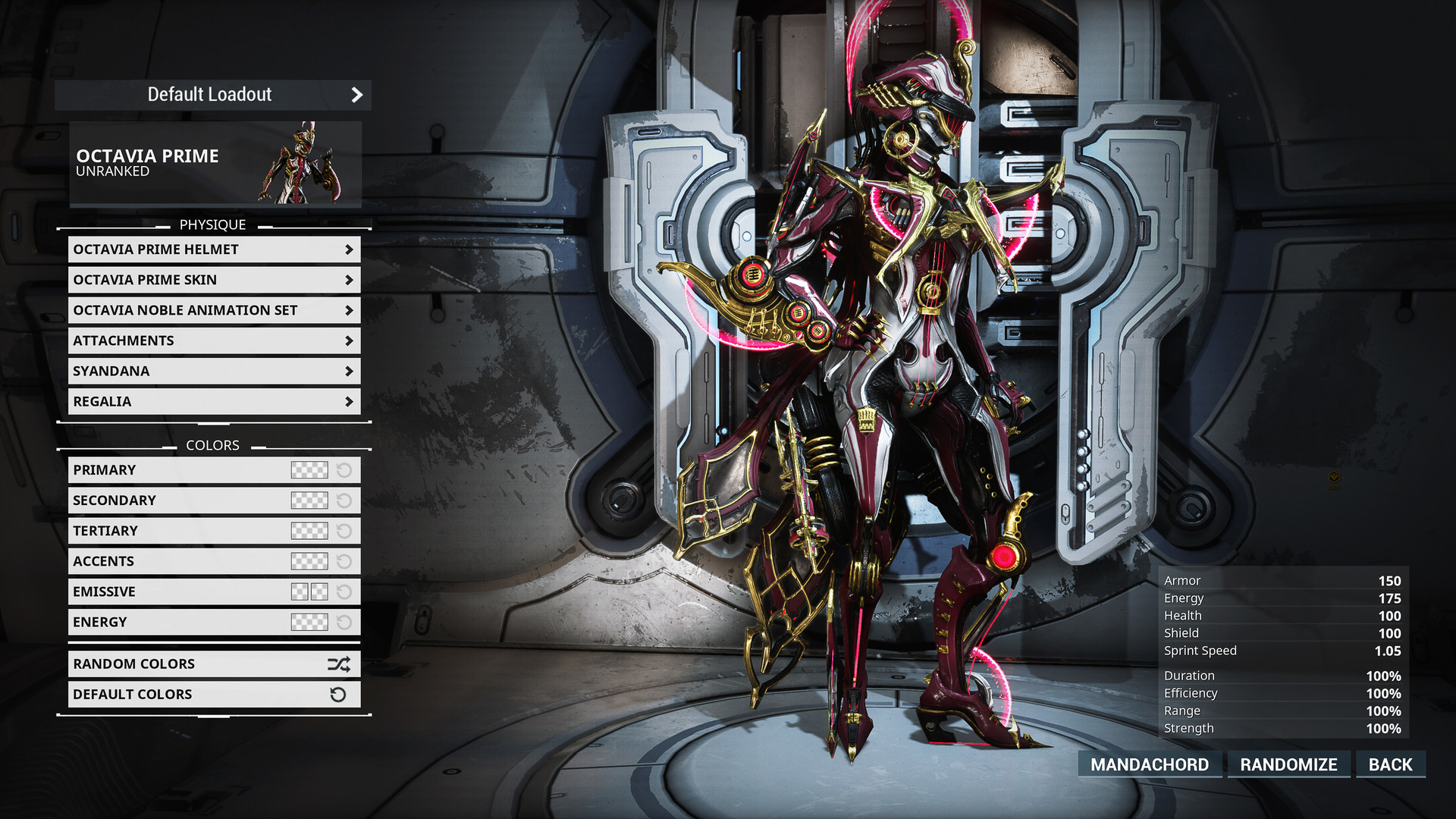 Warframe Octavia Prime Access: Amp Pack PC Key Fiyatları