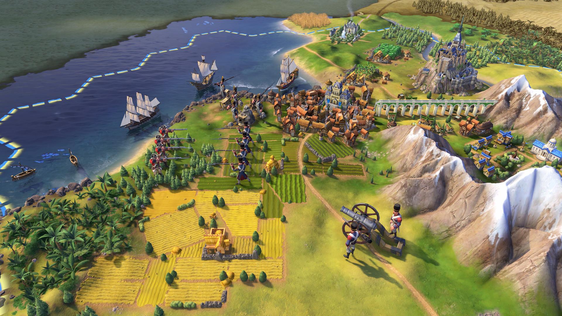 Sid Meier's Civilization® VI PC Key Fiyatları