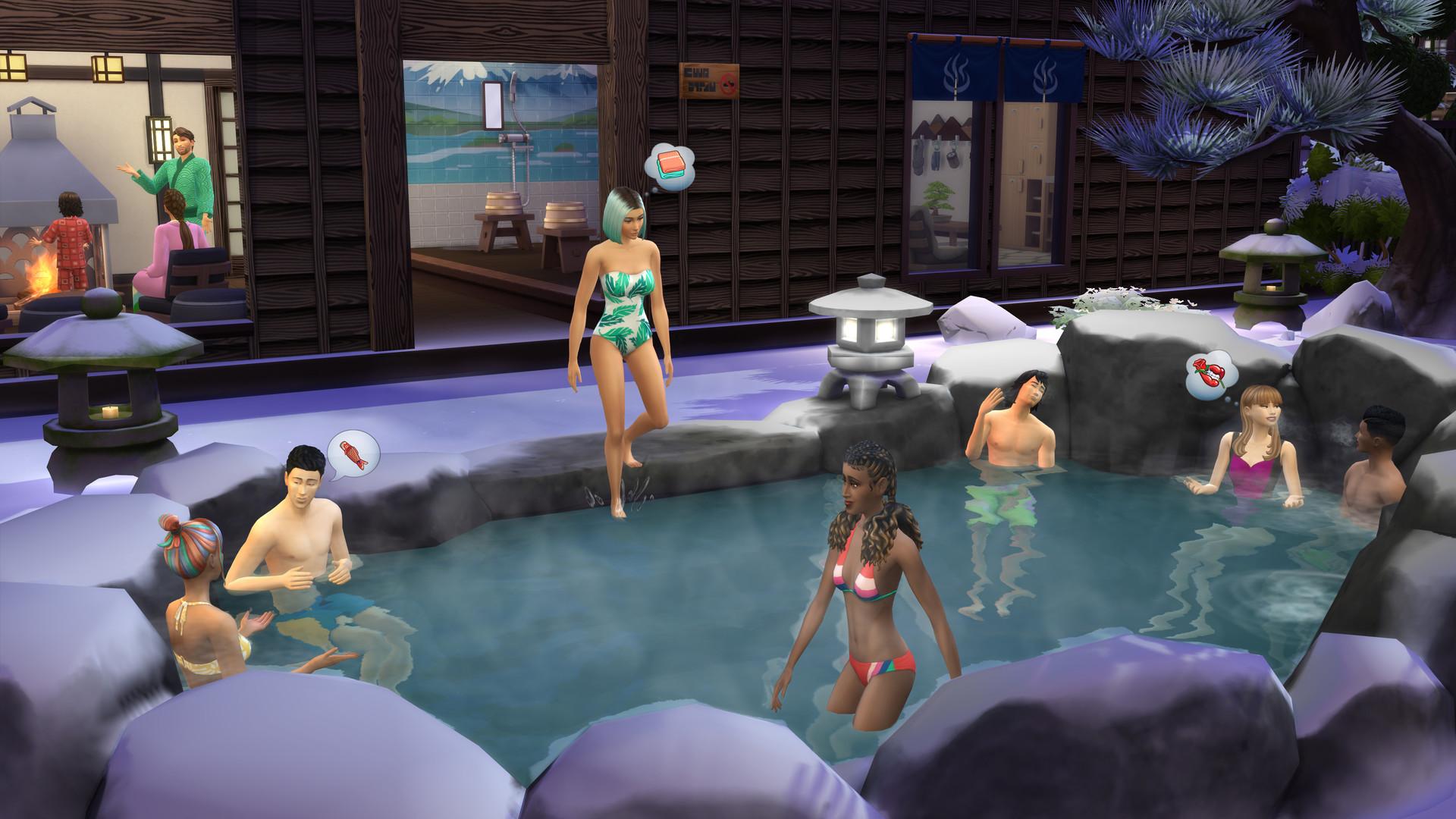 The Sims™ 4 Snowy Escape Expansion Pack PC Key Fiyatları