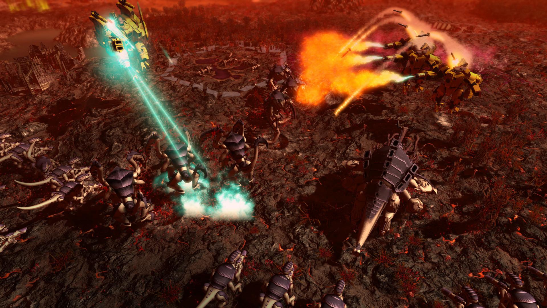 Warhammer 40,000: Gladius - T'au PC Key Fiyatları