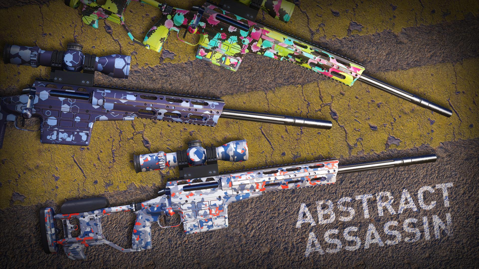 Sniper Ghost Warrior Contracts 2 - Abstract Assassin Skin Pack Fiyat Karşılaştırma