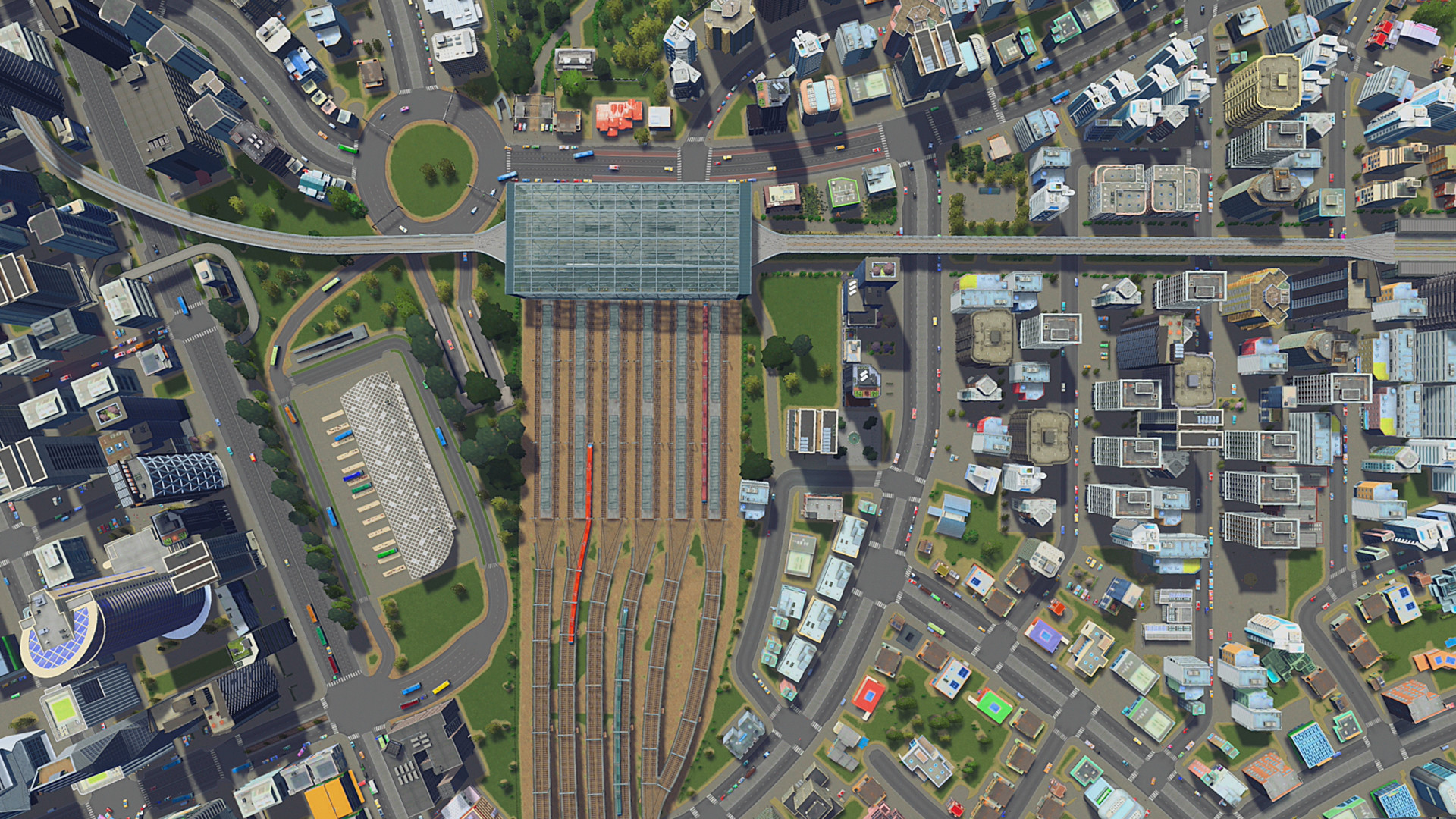 Cities: Skylines - Content Creator Pack: Train Stations PC Fiyatları
