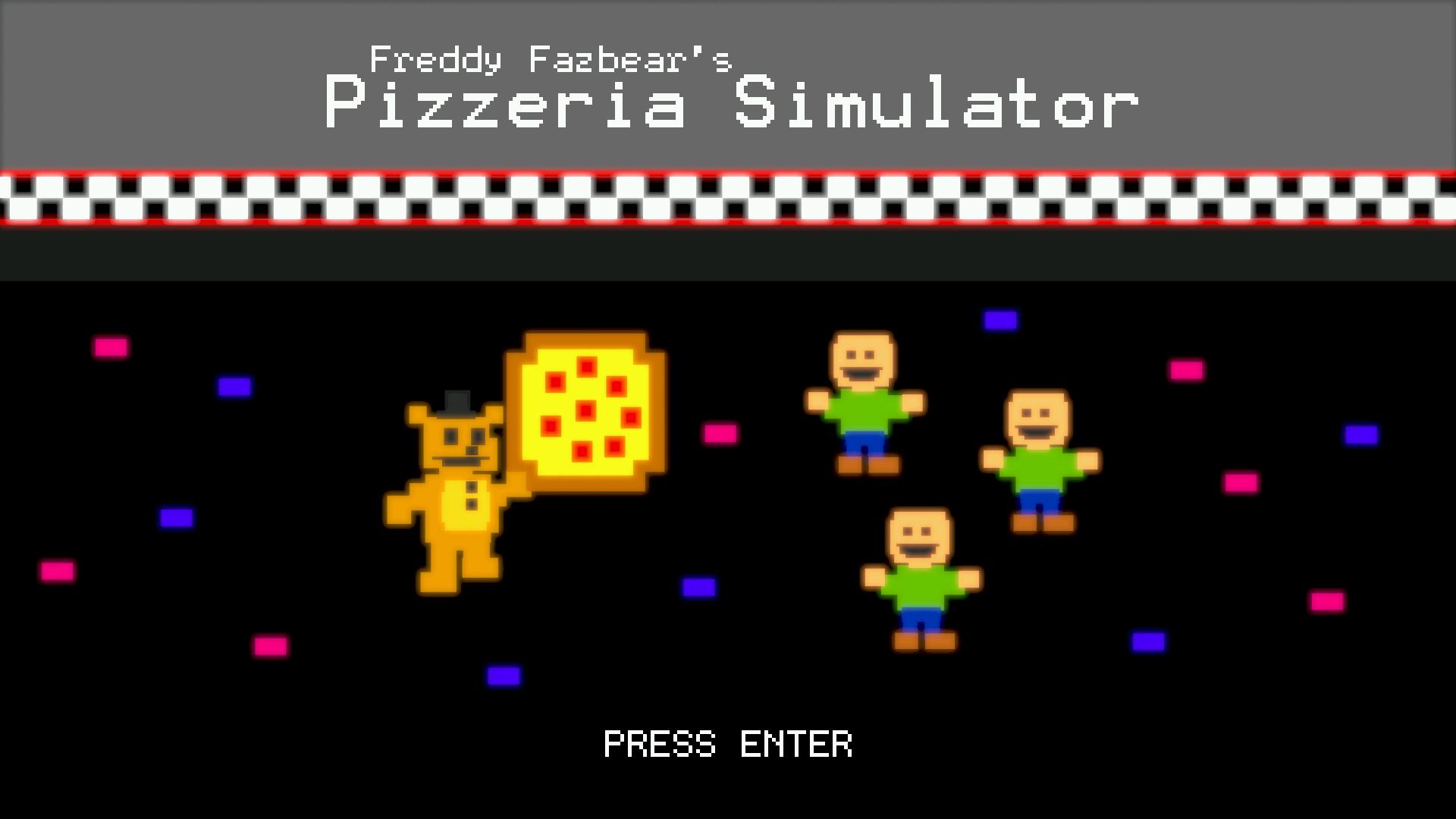 Freddy Fazbear's Pizzeria Simulator PC Fiyatları