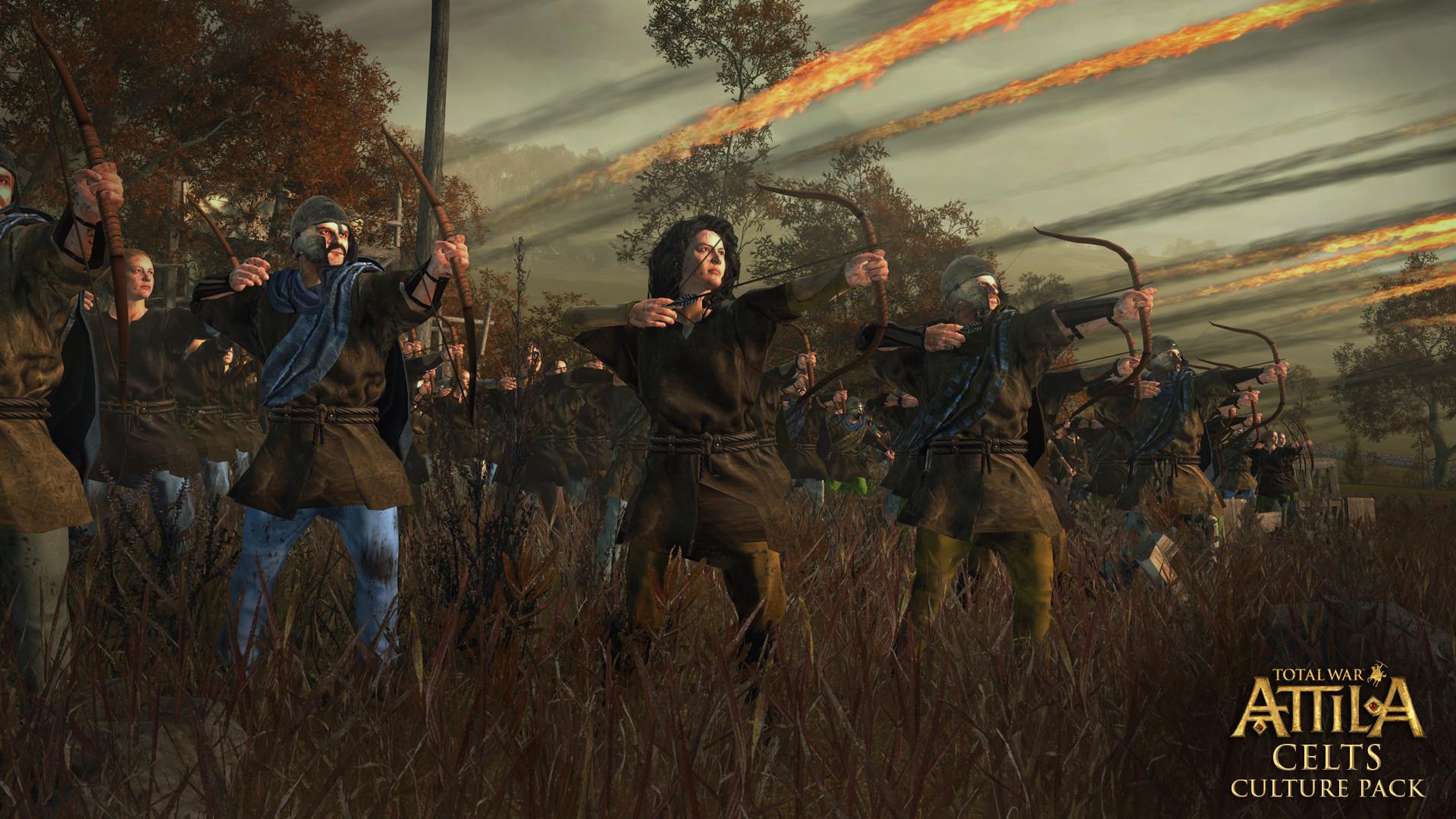 Total War: ATTILA - Celts Culture Pack Fiyat Karşılaştırma