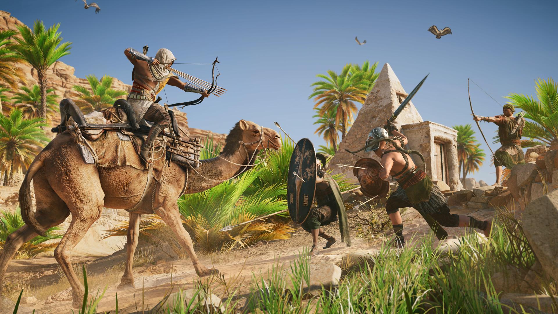 Assassin's Creed® Origins PC Key Fiyatları