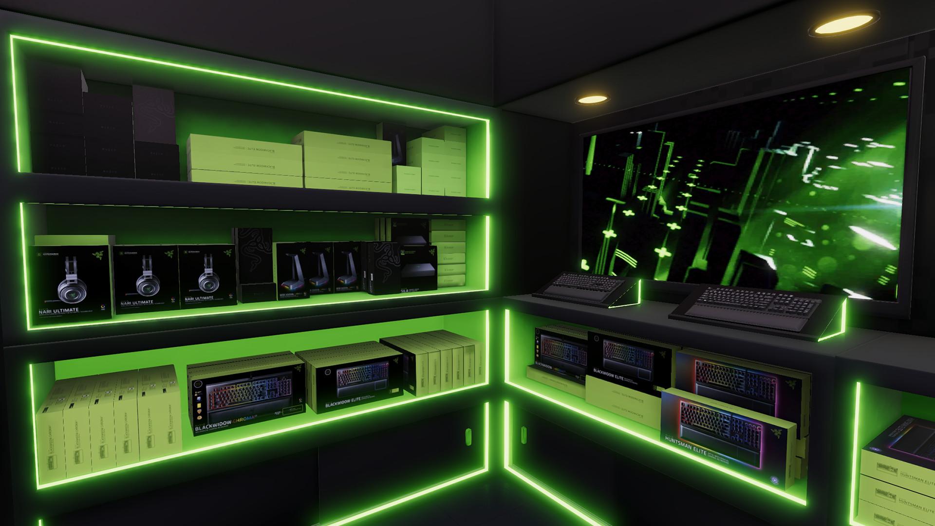 PC Building Simulator - Razer Workshop PC Key Fiyatları