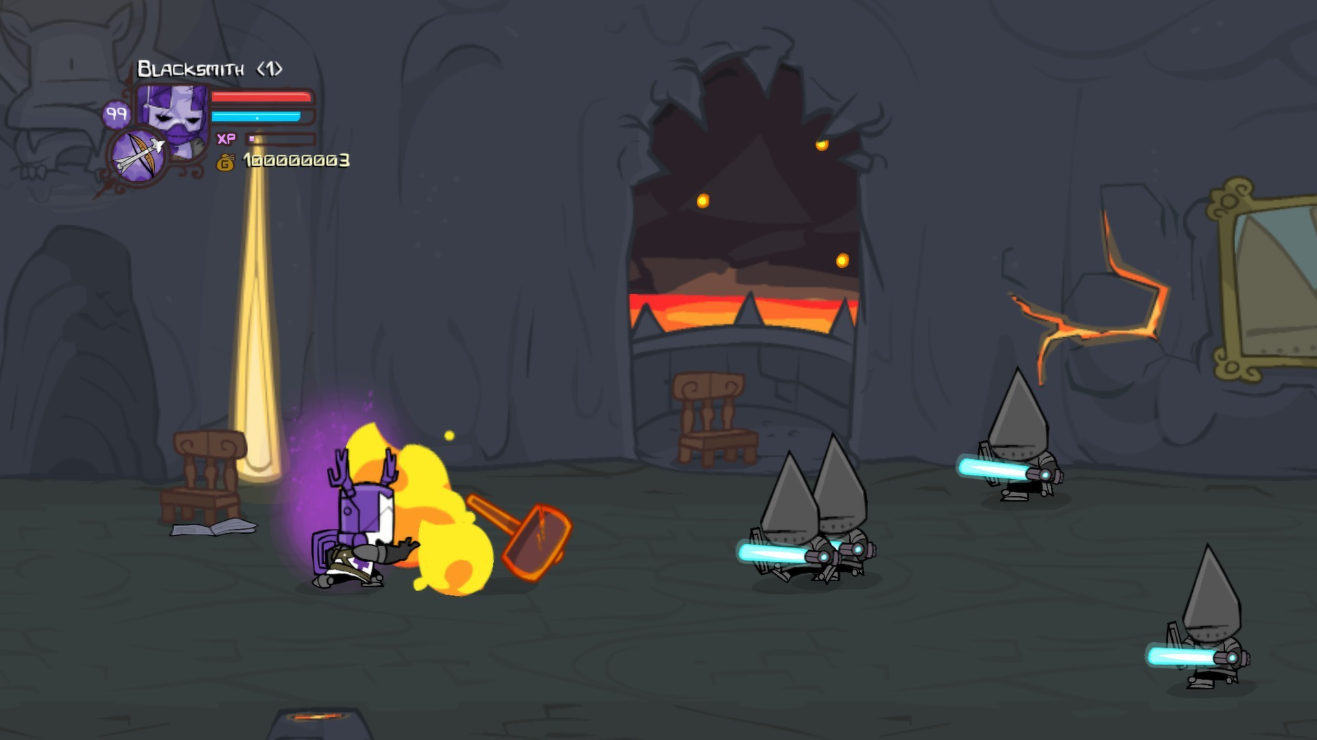 Castle Crashers - Blacksmith Pack