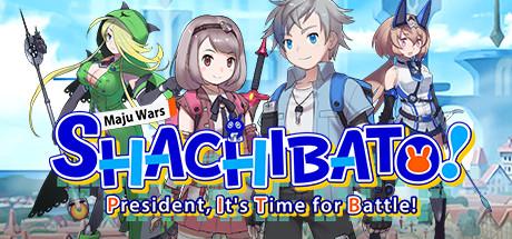 Shachibato! President, It's Time for Battle! Maju Wars