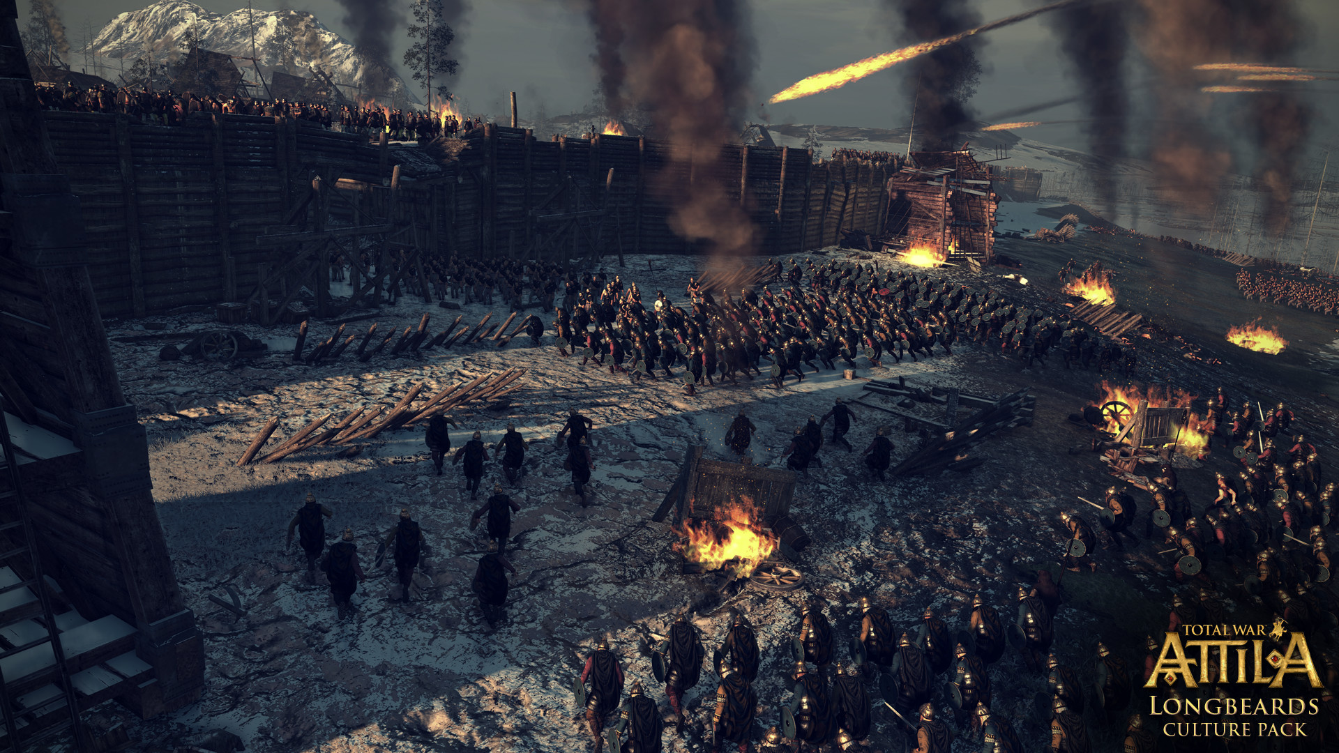 Total War: ATTILA - Longbeards Culture Pack PC Key Fiyatları