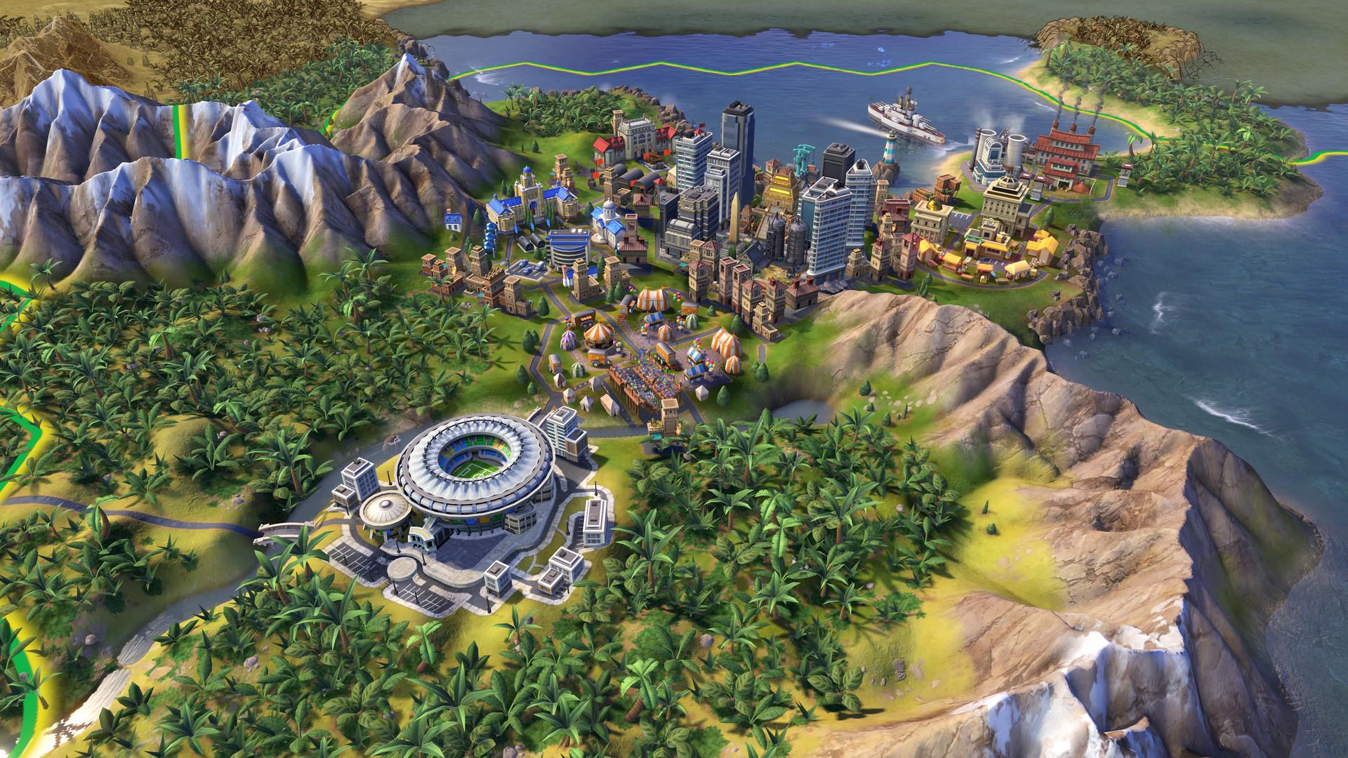 Sid Meier's Civilization® VI PC Fiyatları