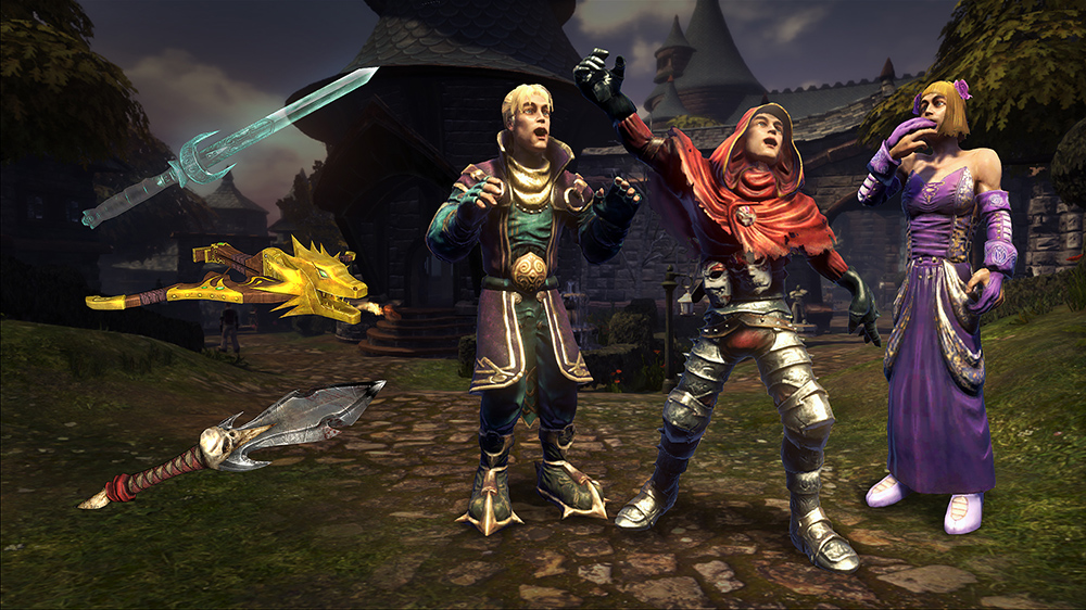 Fable Anniversary - Heroes and Villains Content Pack PC Key Fiyatları