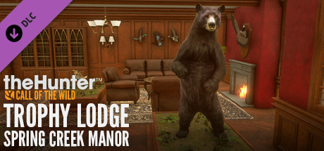 theHunter: Call of the Wild™ - Trophy Lodge Spring Creek Manor