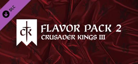 Crusader Kings III: Flavor Pack 2
