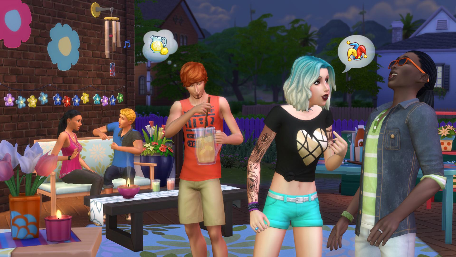 The Sims™ 4 Backyard Stuff PC Fiyatları