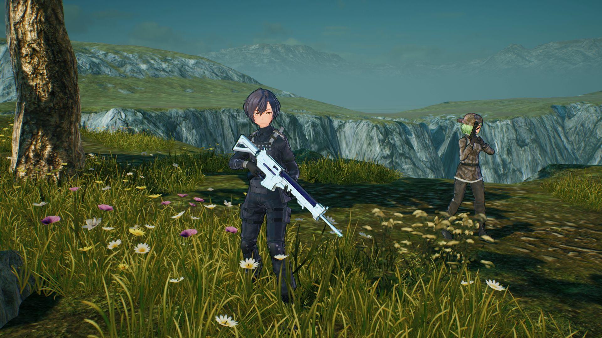 Sword Art Online: Fatal Bullet - Betrayal of Comrades