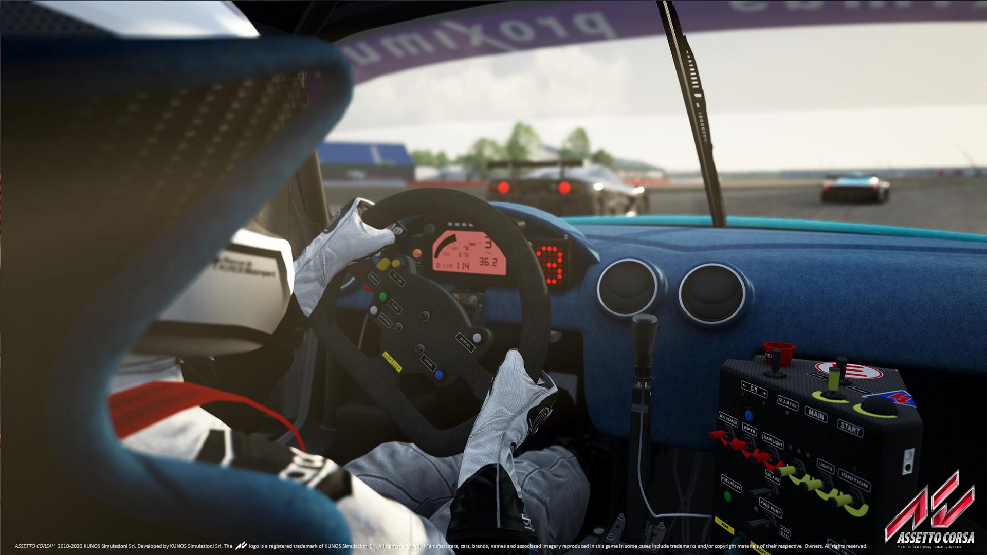 Assetto Corsa - Ready To Race Pack Fiyat Karşılaştırma