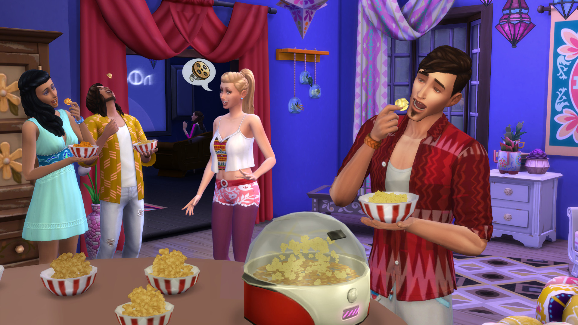 The Sims™ 4 Movie Hangout Stuff PC Fiyatları