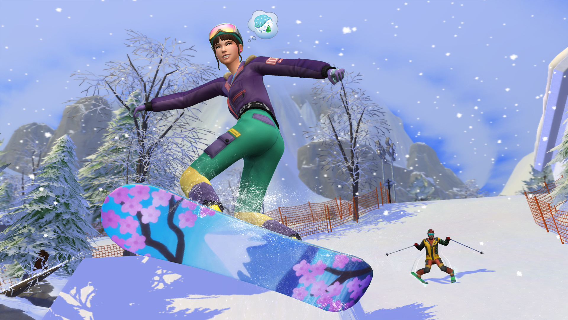 The Sims™ 4 Snowy Escape Expansion Pack Fiyat Karşılaştırma
