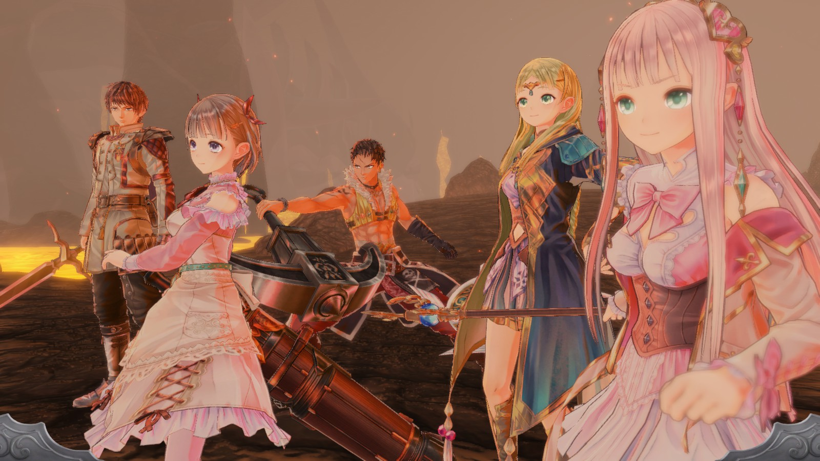 Atelier Lulua ~The Scion of Arland~ / ルルアのアトリエ ~アーランドの錬金術士4~ PC Fiyatları