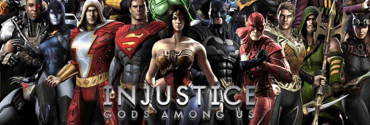 Injustice: Gods Among Us Hikayesi