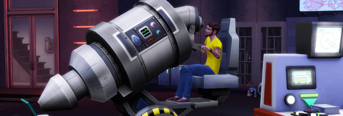 The Sims 4 Modları