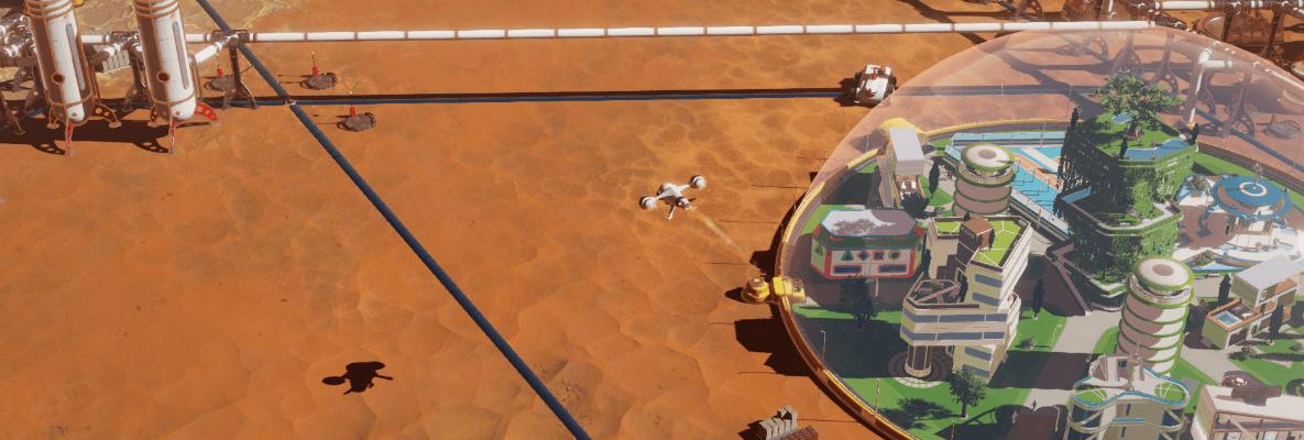 Surviving Mars Modları