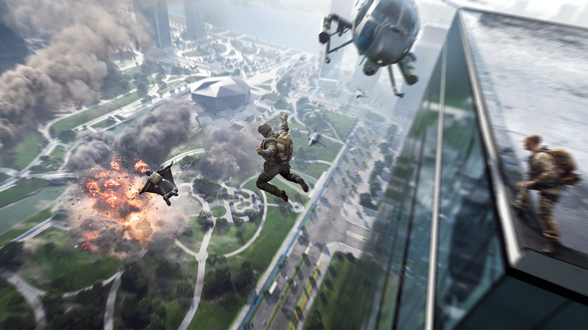 Battlefield™ 2042 PC Key Fiyatları