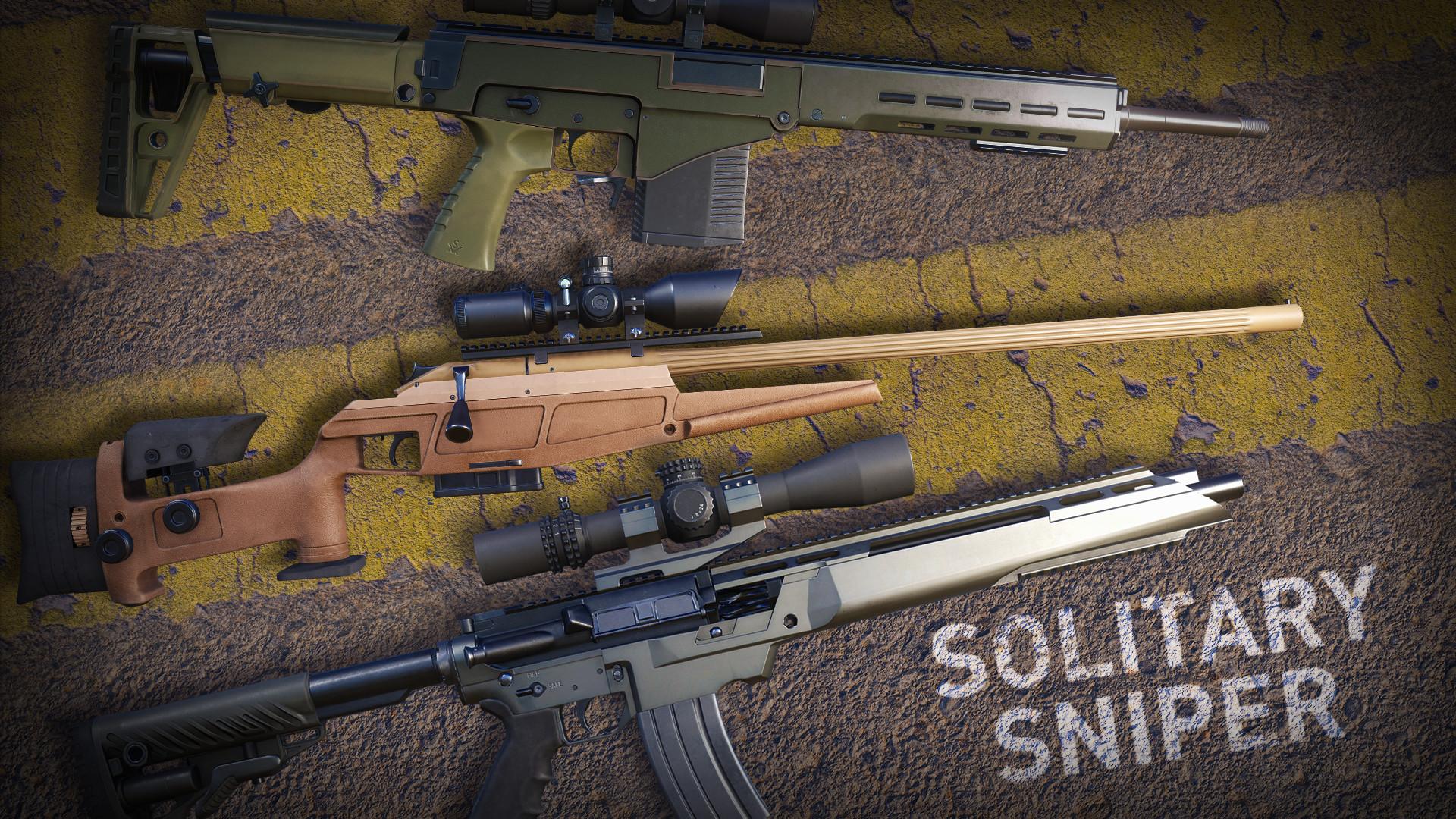 Sniper Ghost Warrior Contracts 2 - Solitary Sniper Weapons Pack Fiyat Karşılaştırma