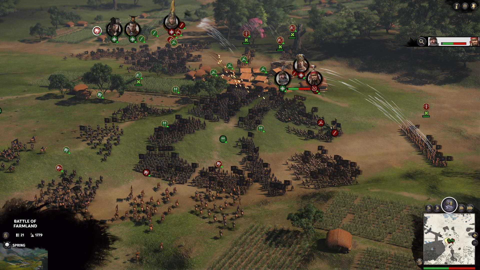 Total War: THREE KINGDOMS - Fates Divided PC Fiyatları