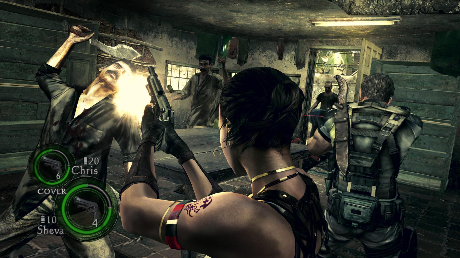 Resident Evil 5 Fiyat Karşılaştırma